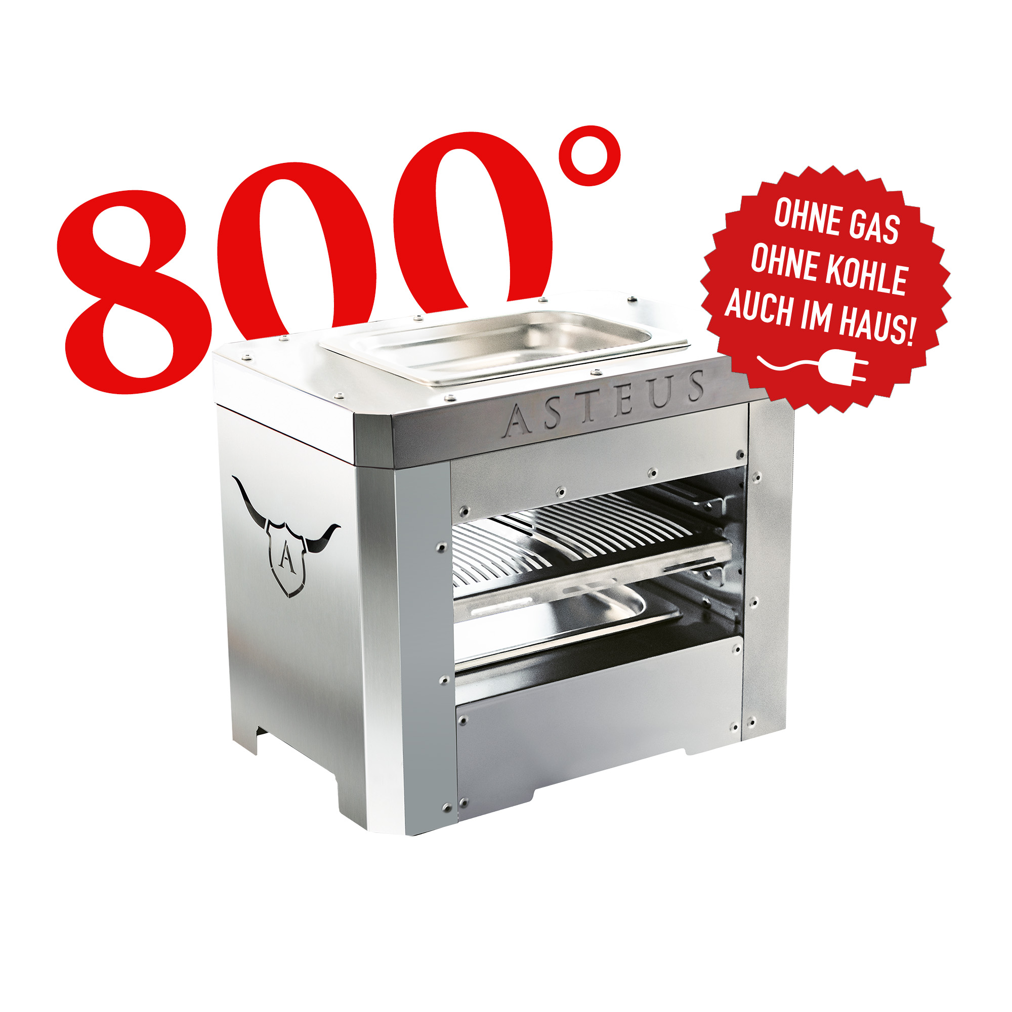 Asteus AST 800 Steaker