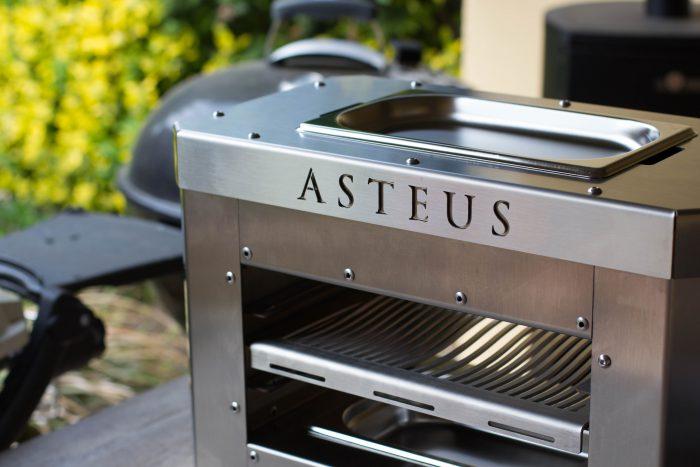 Jamestown Elektrogrill Test : Asteus steaker test oberhitzegrills im test erfahrungen und