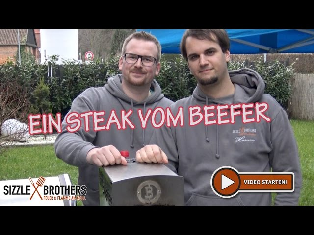 Pulled Pork Gasgrill Sizzle Brothers : Pork flank vom beefer von tobias grill oberhitzegrills
