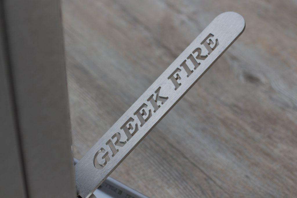 Greek Fire Anzündkamin Greeker