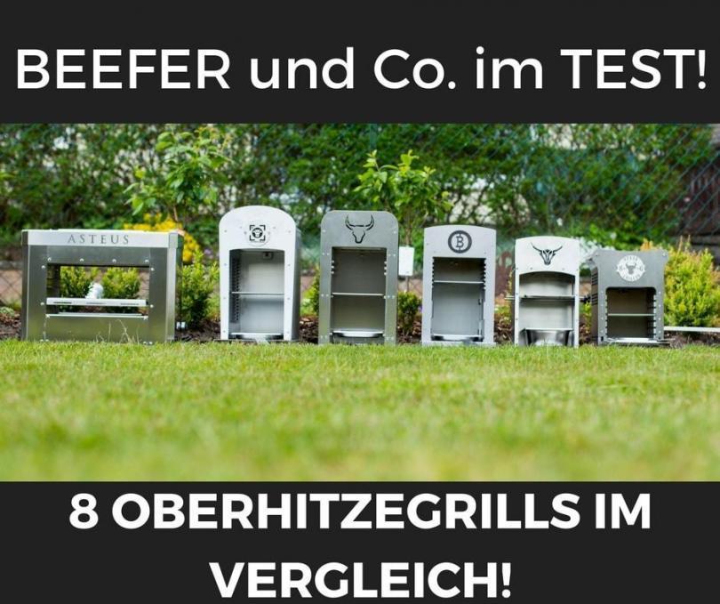 BEEFER und CO. im Test